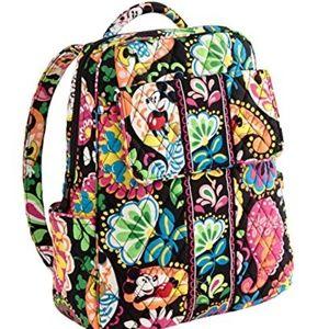 VERA BRADLEY Backpack Midnight with Mickey